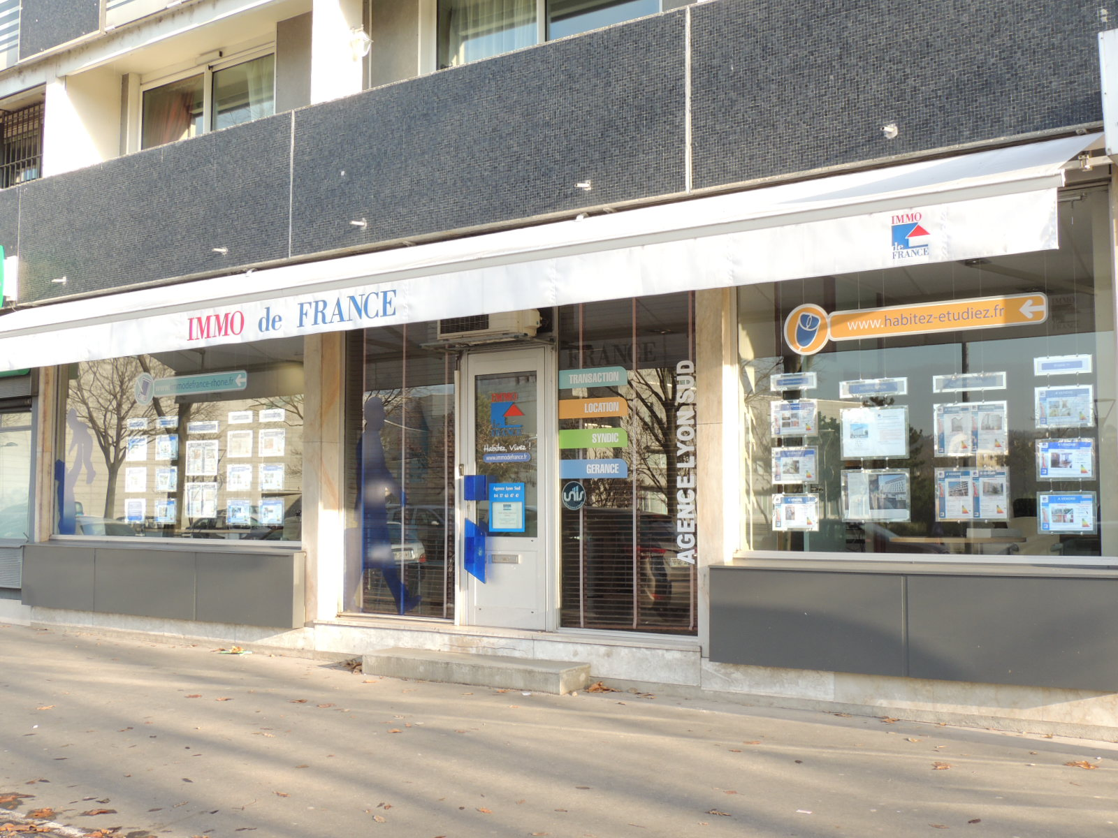 Agence immobilière à Lyon 7e Arrondissement - IMMO de France Rhône ...