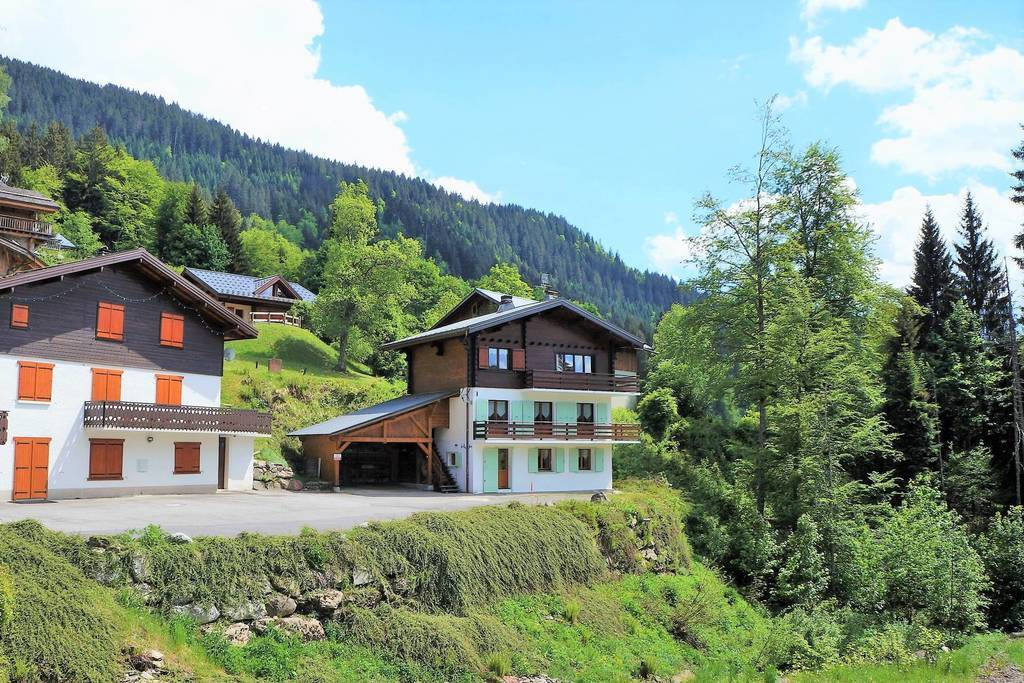 1445 Accommodation in Les Carroz