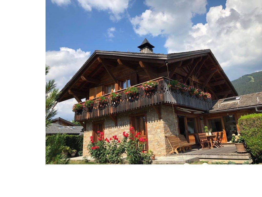 1489 Chalet in Les Carroz