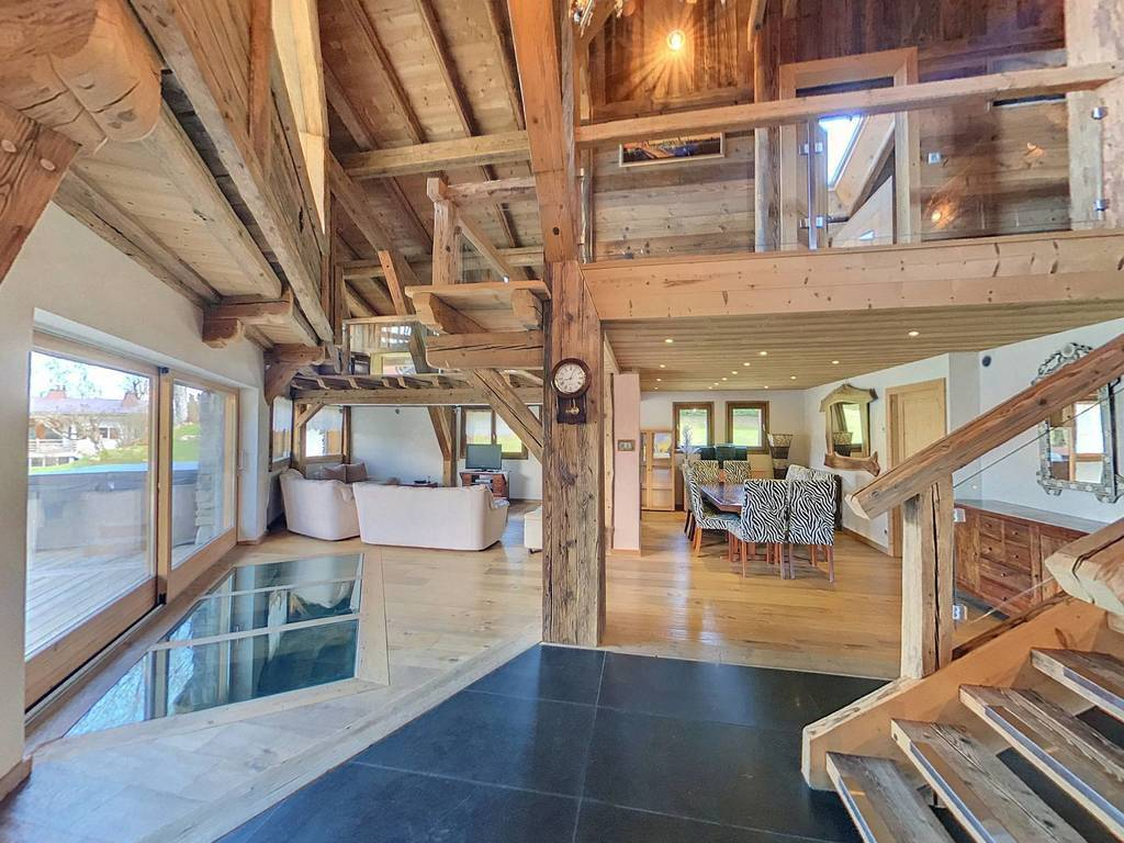 1507 Chalet in Les Carroz